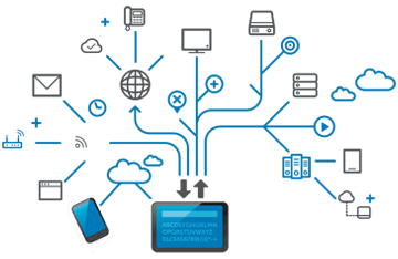 خدمات شبکه کامپیوتری