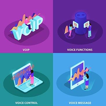 قابلیت ها و امکانات VoIP